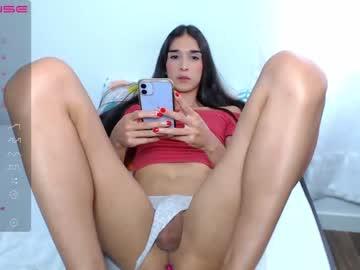 Spicy babe _Alaska_ (Alaska_ferrer) quietly shattered by vulgar toy on free xxx chat