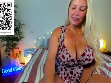 Envious darling Patricia (Angel_danm_milf) heavily shagged by pleasant toy on online adult cam
