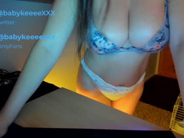 babykeeee's chat room