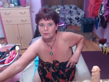 Alive model Scarlet (Heatedgranny) fervently wrecked by slippery cock on public sex chat