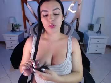 Curious partner Aleja? (Lia_simons) terribly humps with impatient fist on sexcam
