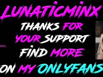 lunaticminxchr(92)s chat room