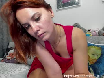 luxiehorny at Chaturbate