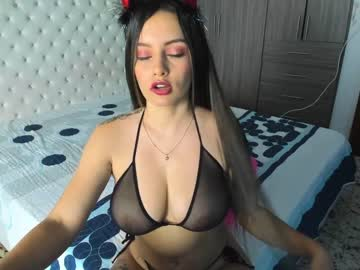 Sleepy companion melany (Melany_riccii) rapidly fucked by ill-mannered dildo on online sex chat