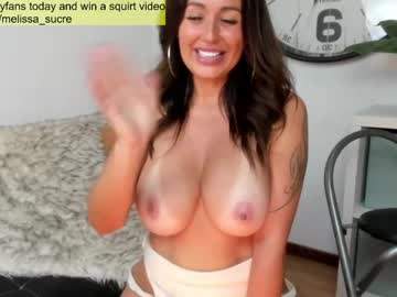 Disgusted whore Mia_Squirt (Melissa_sucre) ferociously humps with dazzling cock on free adult chat