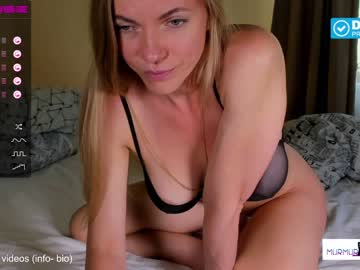 Healthy companion Murmur_kati elegantly penetrated by tough toy on sex webcam