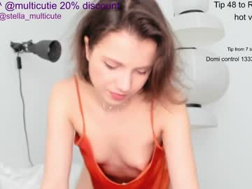 stellawells Astonishing Chaturbate-Tip 33 to Roll the