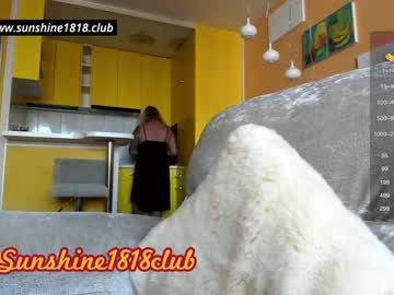 Chaturbate sunshine1818club chat