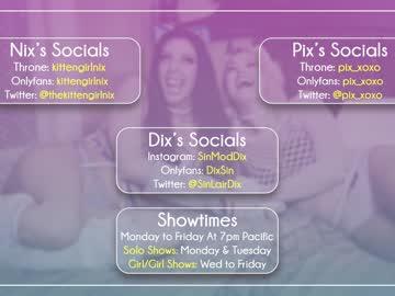 thekittengirlnix's chat room