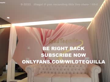 Enjoy your live sex chat Wildtequilla from Chaturbate - 31 years old - Europe