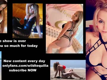 wildtequilla hi guys:)Tease me with my patterns 33,55,117,123:) try give me a strong #orgasm #squirt 1001  #private #cum #bigboobs #bigass #lovense #ohmibod #interactivetoy