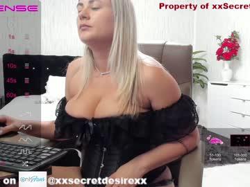 xxsecretdesirexx's chat room